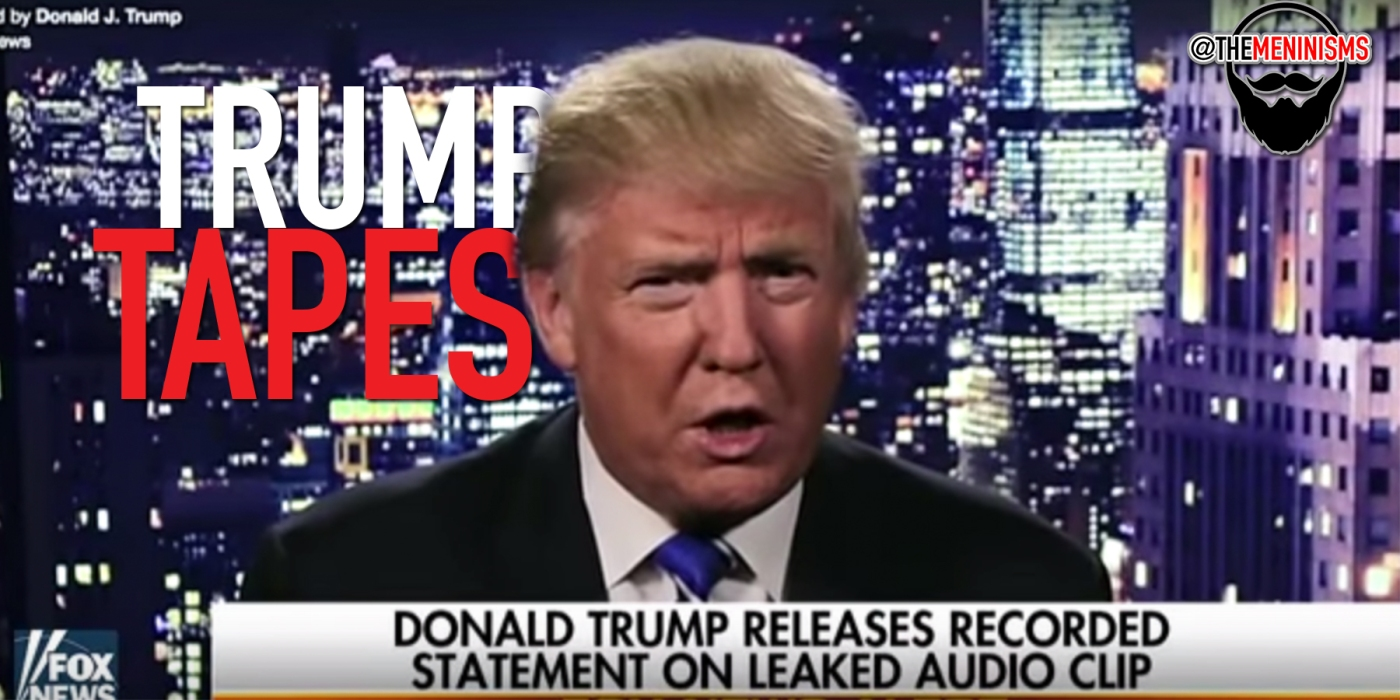 story politics video makes trump audio tape apology